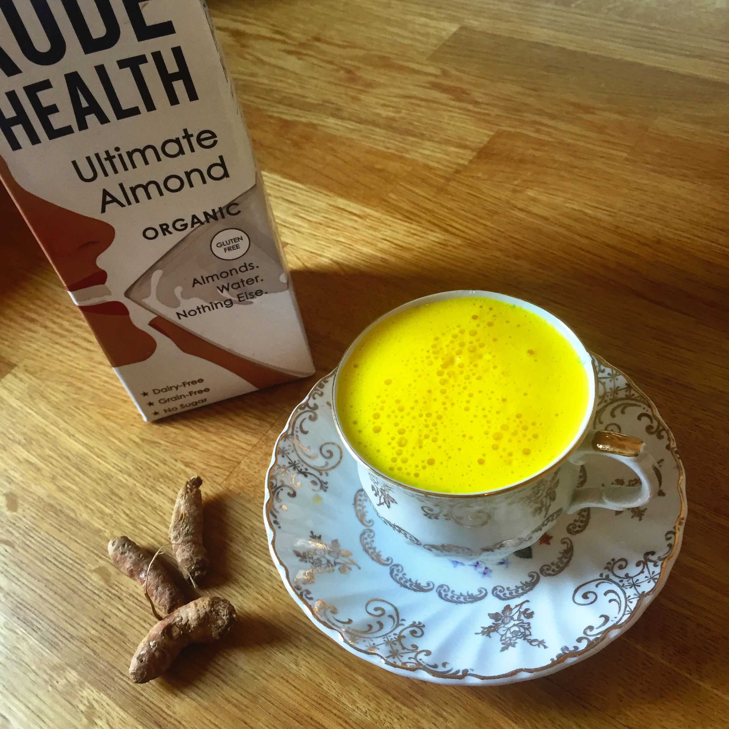 Golden Turmeric Milk