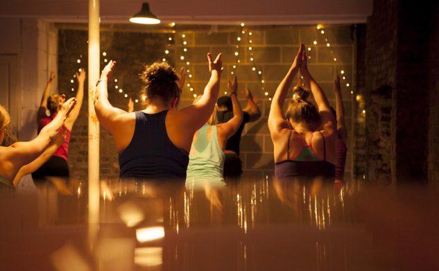 Yoga Glow Online