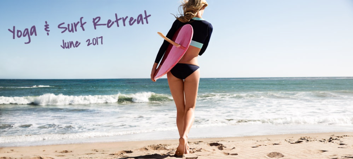 RESET & REFRESH YOGA AND SURF HOLIDAY!