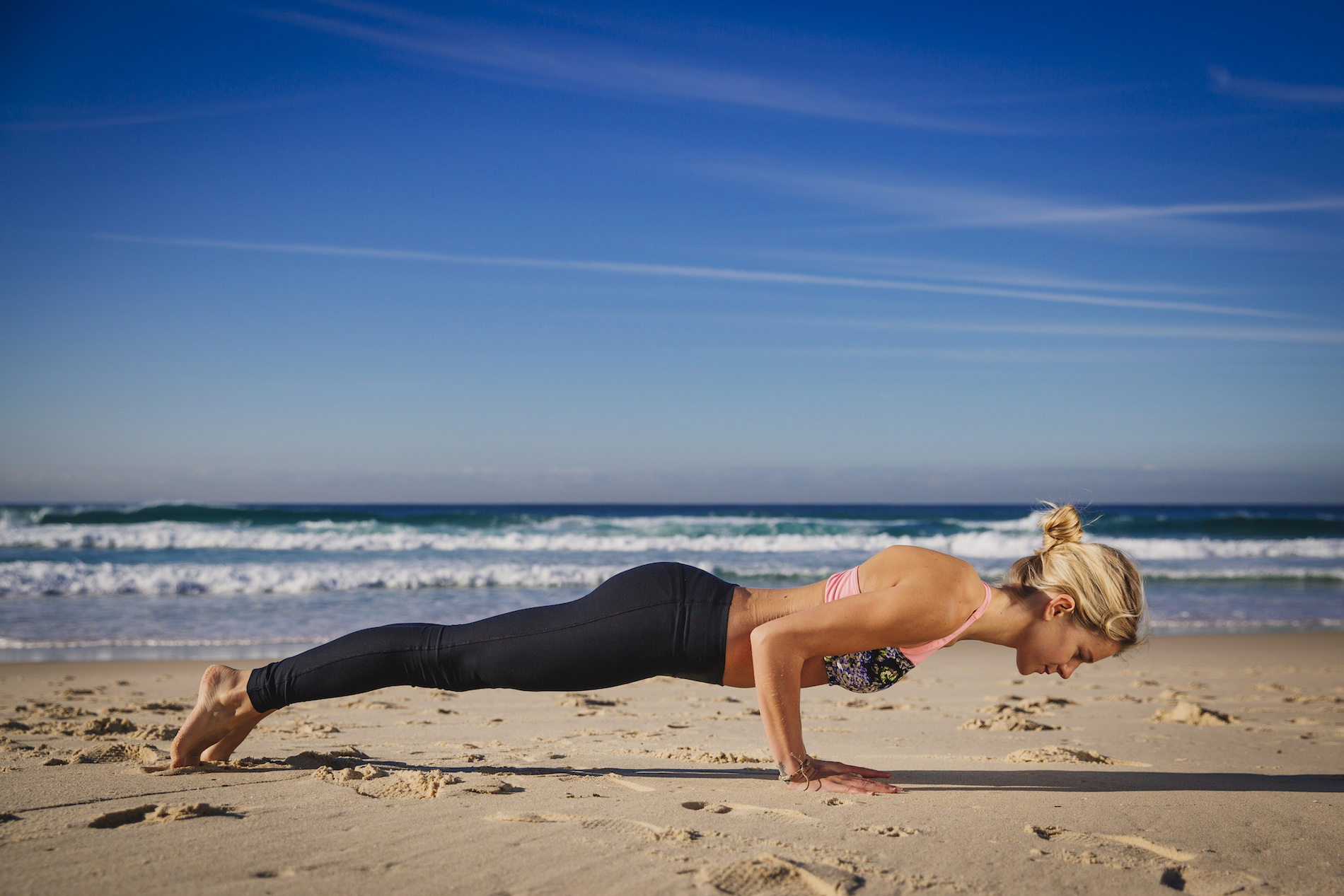 Nail your Chaturanga!