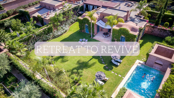 Retreat to Revive Yoga Retreat in Magical Morocco
