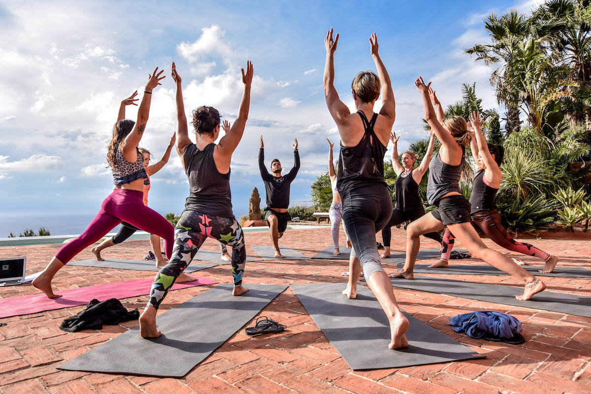 IBIZA RETREAT OCTOBER 2017 GOOD YOGA LIFE