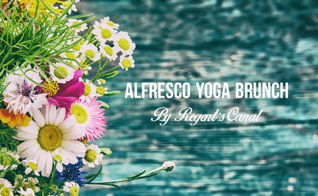Alfresco Yoga Brunch