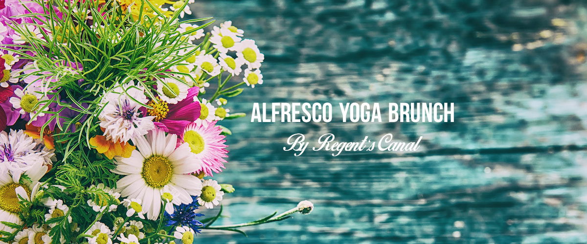 Alfresco Yoga Brunch
