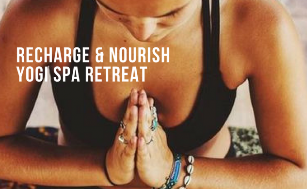 RECHARGE & NOURISH YOGI SPA RETREAT