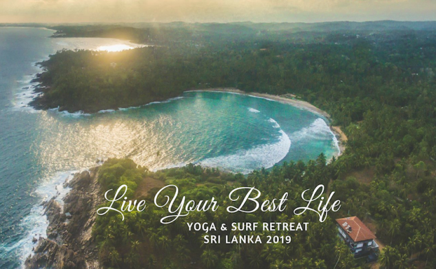 SRI LANKAN YOGA & SURF RETREAT 2019
