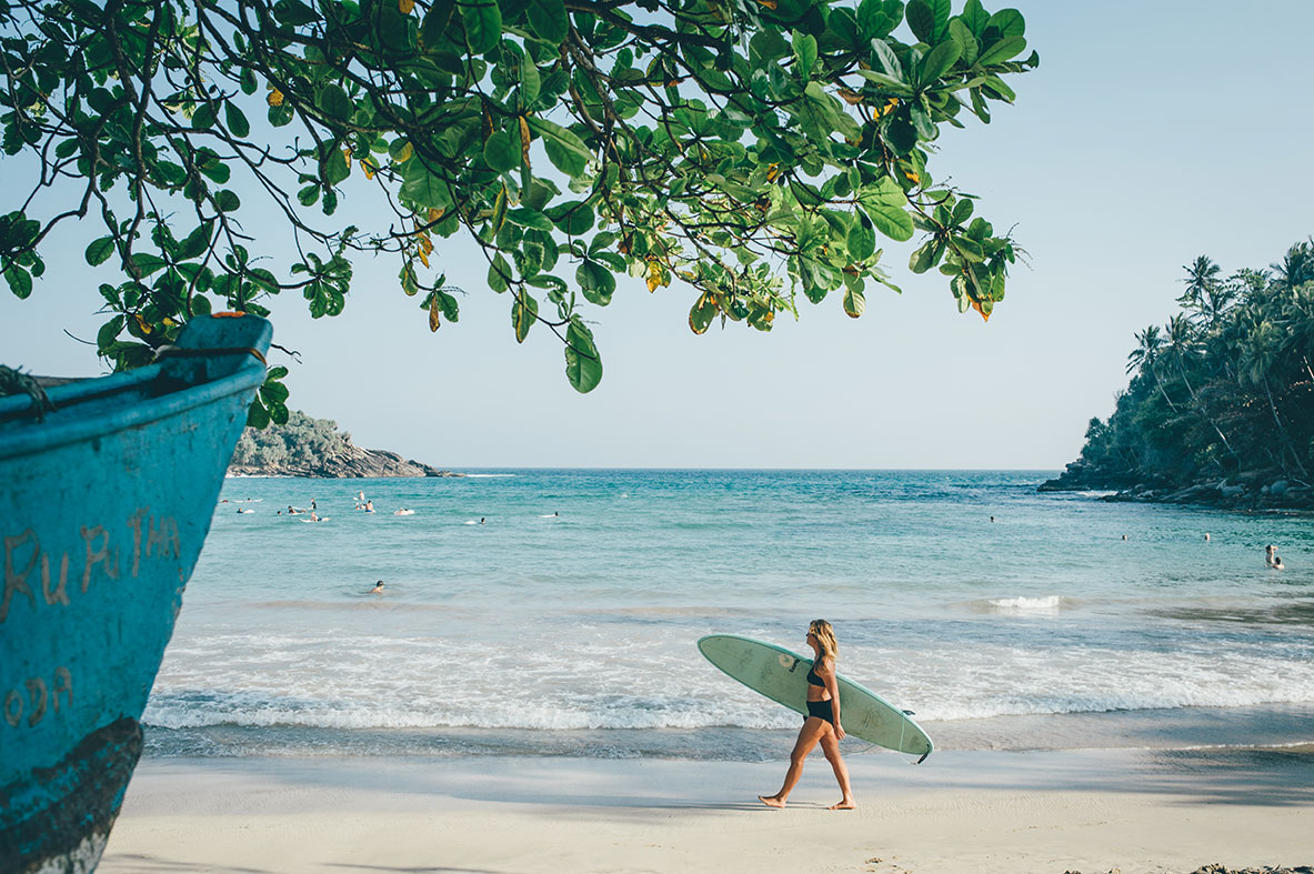Sri Lanka Yoga & Surf Retreat March April 2019