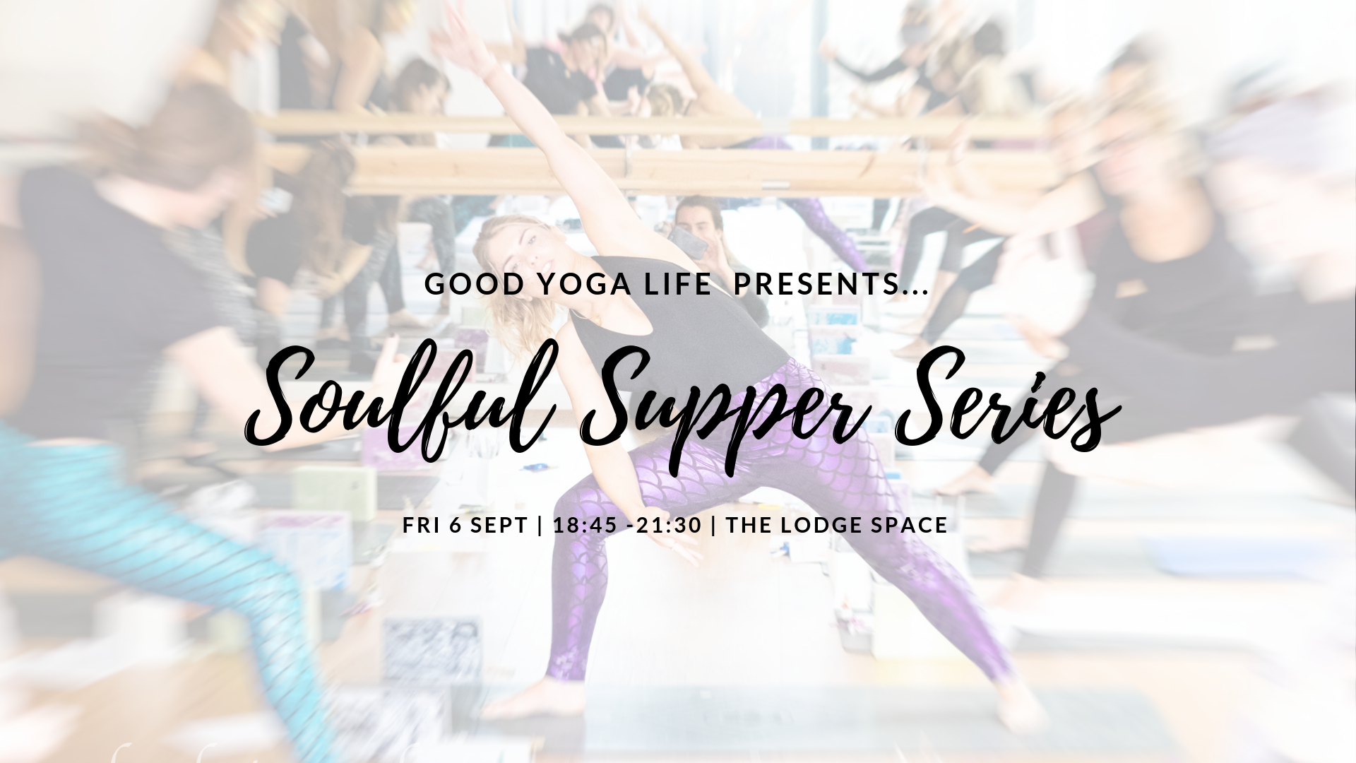 SOULFUL SUPPER SERIES